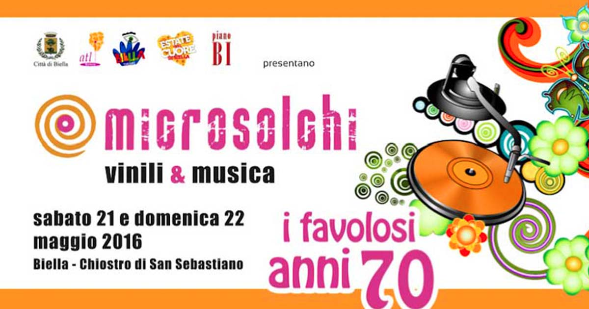 Let's Rock: Oplà sponsor di Microsolchi 2016