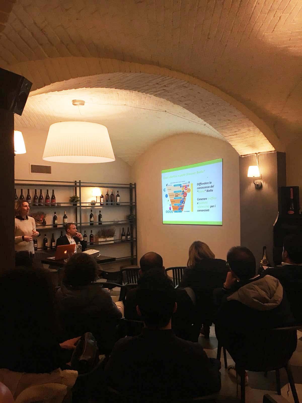 Progetto Discover Biella