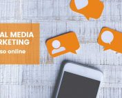Corso onliine Social Media Marketing